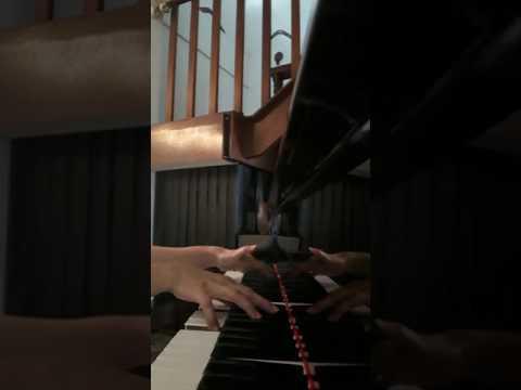 YOU piano cover BASIL VALDEZ