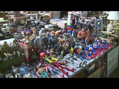 Treasures in Trash: 30 years of New York garbage
