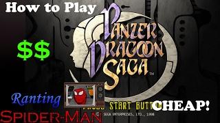 How to Play Panzer Dragoon Saga CHEAP! (NOT Emulation)