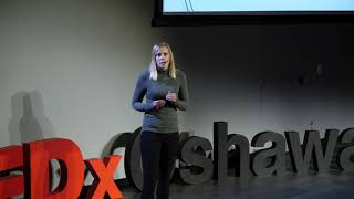 Domestic Sex Trafficking - A Survivor's Perspective | Karly Church | TEDxOshawaED