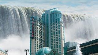 Ниагарский водопад/Niagara Falls/Красивая природа, красивая музыка