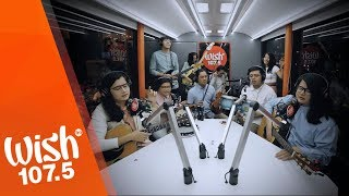 "Ben&Ben performs ""Pagtingin"" LIVE on Wish 107.5 Bus"