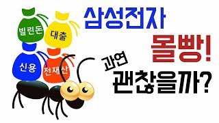 삼성전자 주식투자 개미…