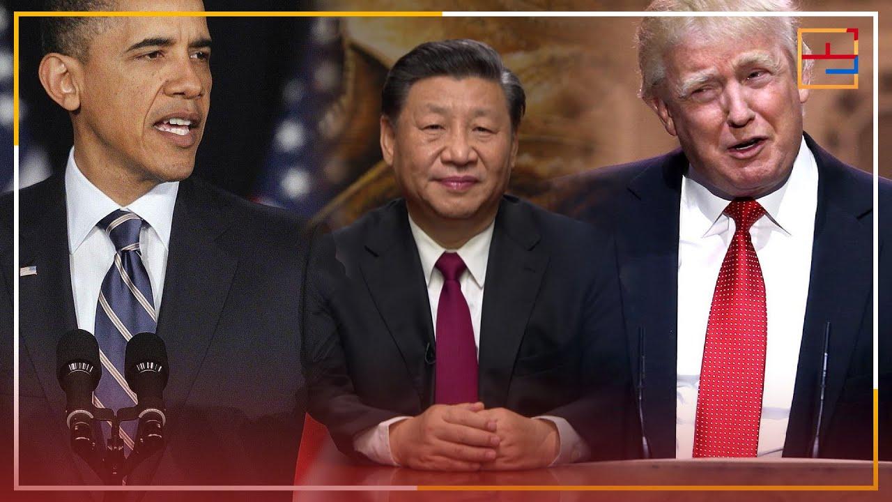 필수 불가 적이었던 미·중 패권 전쟁 | 트럼프, 시진핑 | 미·중 패권 전쟁 1화