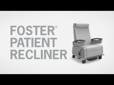 Foster Patient Recliner | Animation