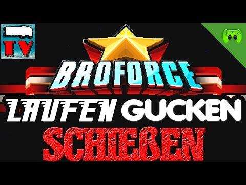 BROFORCE - laufen, gucken, schießen # 29 | Deutsch Full HD