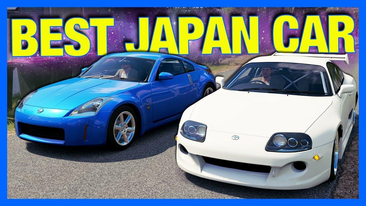 Forza Horizon 3 Online : BEST JAPANESE CAR!!