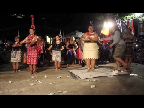 UH MANOA Polyfest 2017 - TONGA