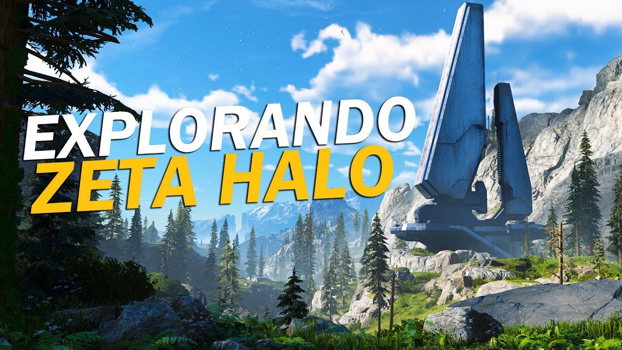 Halo Infinite | Exploración a Zeta Halo & Otras Noticias