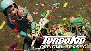 TURBO KID | Official Trailer - SXSW 2015 Audience Award Winner