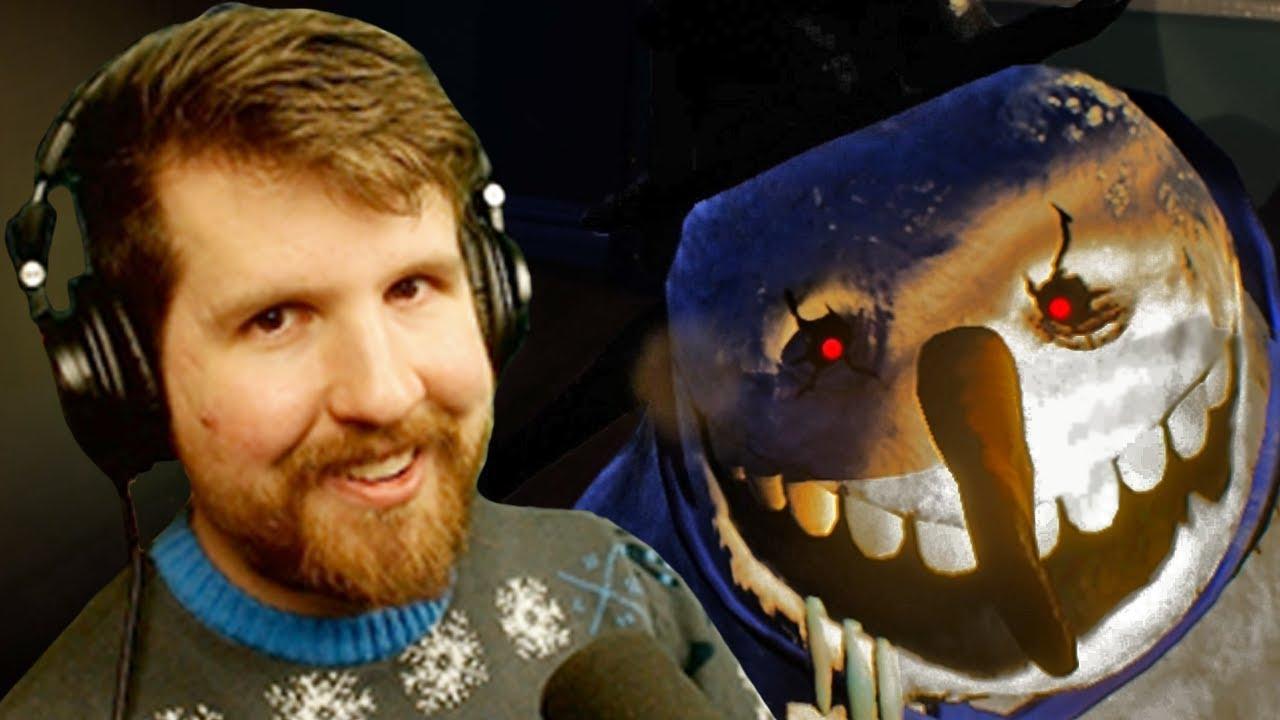 FROSTY NIGHTS – Evil Snowmen Horror Game