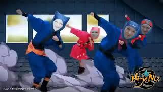 子供達がハマってる顔ハメアプリ『ninja me』の顔を全部フリーザ様にしたら、戦闘力高すぎた。