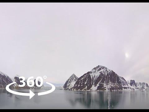 Arctic Floating University 360 | Видео 360 | Video 360 degrees