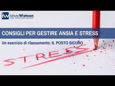 Consigli per gestire Ansia e Stress