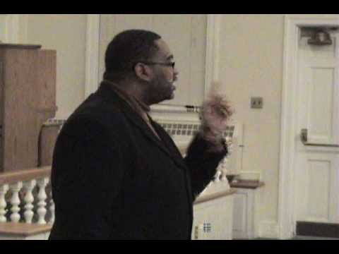 Pastor Pete Palmer - The pain of not knowing God as a friend - 6 of 6