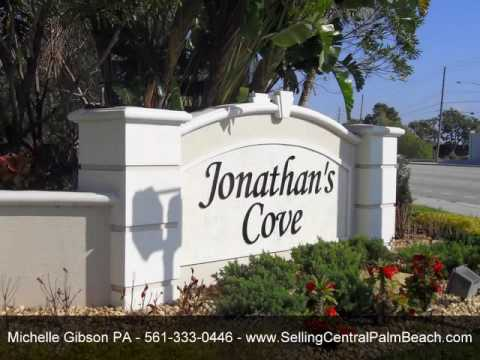 Jonathan's Cove West Palm Beach FL Townhomes For Sale
