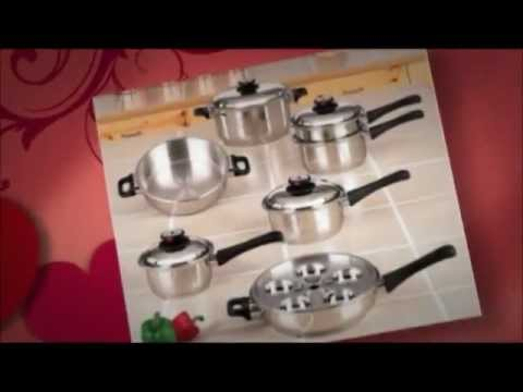Best Wedding Gift Ideas: Cooking Sets, Kitchen Cookware