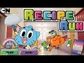 The Amazing World of Gumball Recipe Run Gameplay Episode | Best Kid Games
