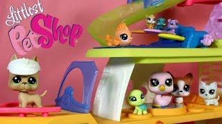 Littlest Pet Shop • Statek zwierzaków • C1159