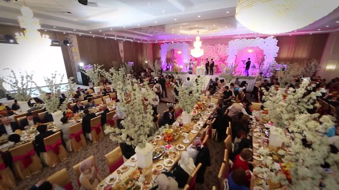 Самая шикарная свадьба
