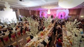 Самая шикарная свадьба Бахтияр и Дильфуза. Бишкек Event Deluxe