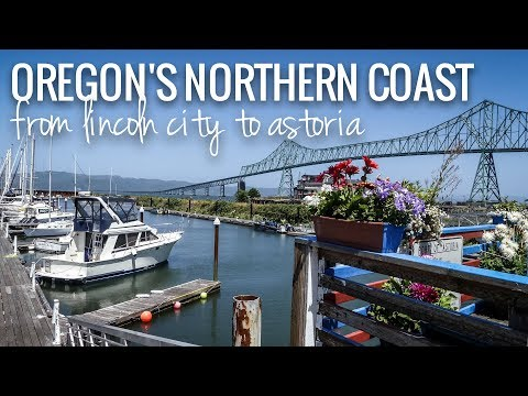 [RV Life & Travel] Oregon's Northern Coast || Our Stops From Lincoln City to Astoria [Ep102]