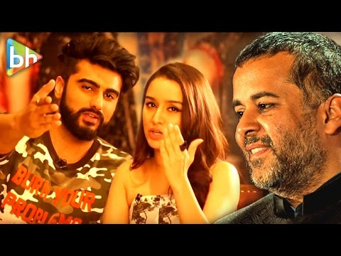 Thumbnail: Arjun Kapoor And Shraddha Kapoor FUN QUIZ On Chetan Bhagat | Half Girlfriend
