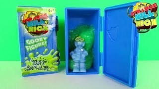 Strange Hill High Gooey Surprise Figure Blind Box Toys Unboxing Review BBC Slime Gunge