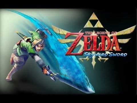 Road To Zelda - Parte 3 - Walkthrough The Legend Of Zelda : Skyward Sword
