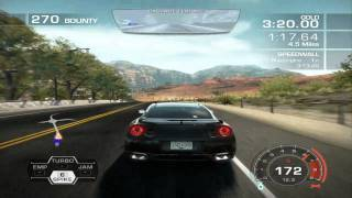 Need for Speed Hot Pursuit ~ Racer Gameplay ~ Trail of Destruction
