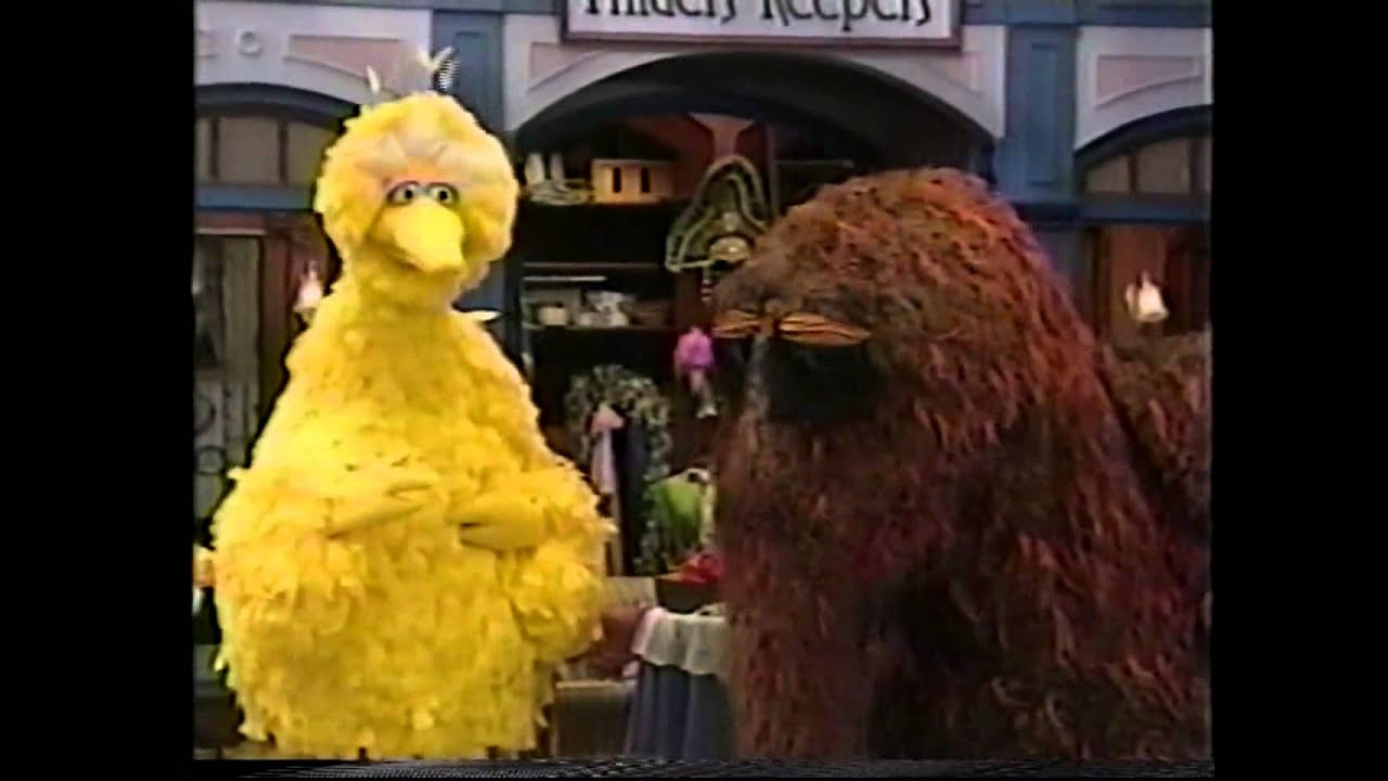 Sesame Street - Snuffy Wants to Tap Dance
