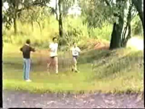 1985 Congo   Lubumbashi, Jeux Interscolaires, VHS08/8, Jogging et Hand, by HabariSalam