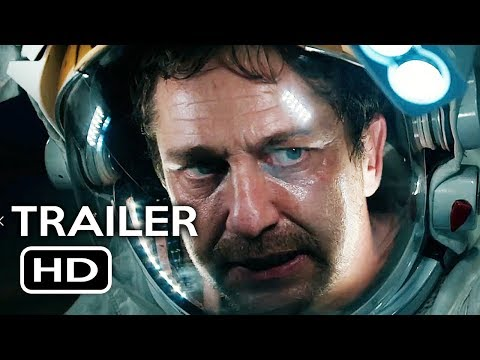 Geostorm Official Trailer #2 (2017) Gerard Butler Action Movie HD streaming vf
