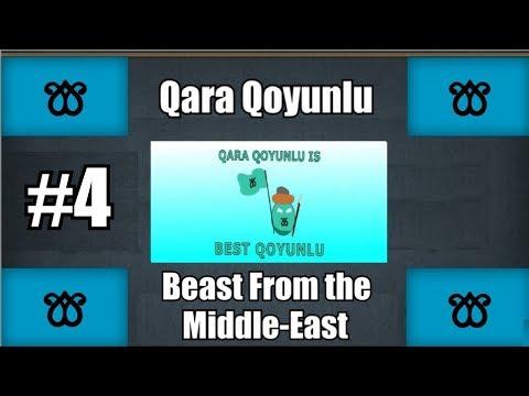 [EU4] On the Way to Form Persia. Qara Qoyunlu #4