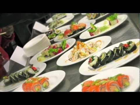 Bento Sushi Iron Chef Competition, 2012
