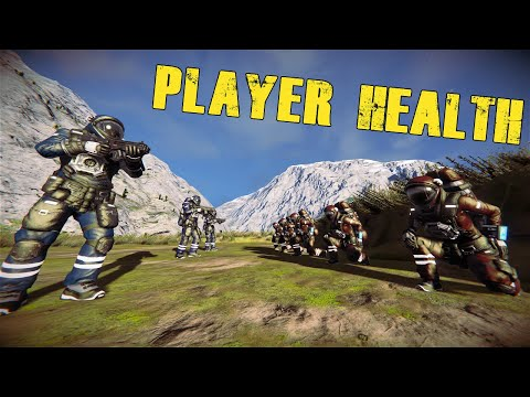 Quick Tips: Health - Space Engineers