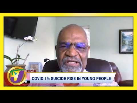 Covid-19: Suicide Rise in Young People   TVJ Health Report