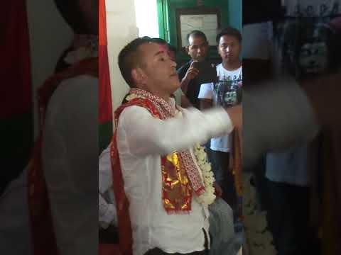 S.k.m.president shre p.s.golay kamrang poklok denchung party office