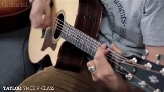 Taylor 714CE V-Class Demo