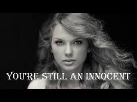 Innocent Lyrics by Taylor Swift