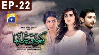 Kabhi Socha Na Tha - Episode 22 | Har Pal Geo