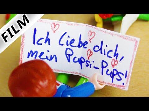 Playmobil Film Deutsch - JULIANS LIEBESBRIEF! WER IST DIE GEHEIME VEREHRERIN? Familie Vogel