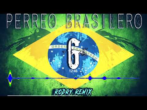 Perreo Brasilero #6- Rodry Remix -2,5K 2018
