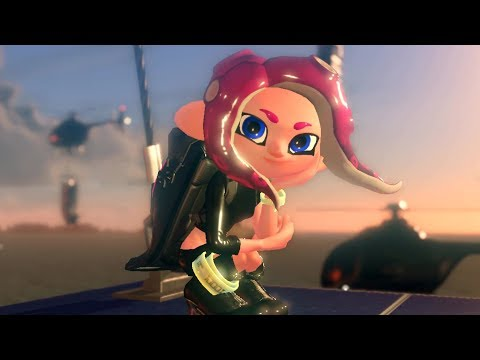 Splatoon 2 Octo Expansion - All Levels