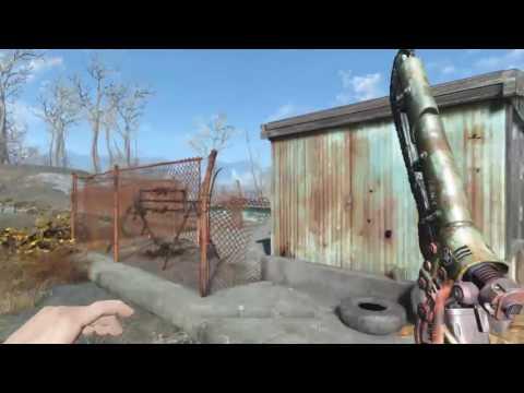 Fallout 4 DragonDeus%27s Live PS4 Broadcast 6
