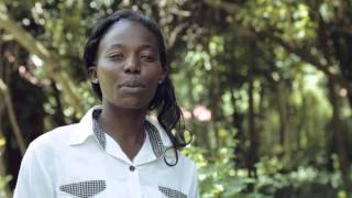 Ms Julian Wanja - Project Manager for Mount Kenya Environmental Conservation (MKEC)