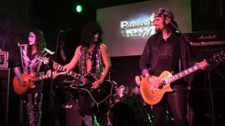 Bruce Kulick & Parasite Kiss Cover - Unholy, Teatro Odisséia, RJ, 06 03 2016