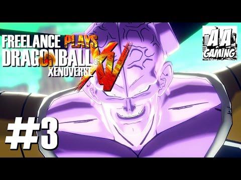 EVERYBODY WANTS GOKU'S BODY | Freelance Plays: Dragonball XenoVerse, Episode 3