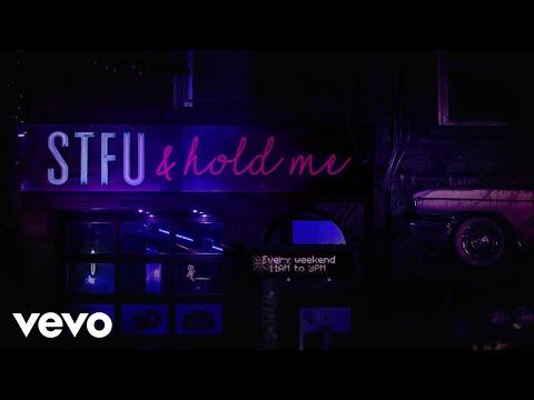 Liz Huett - STFU & Hold Me (Lyric Video)