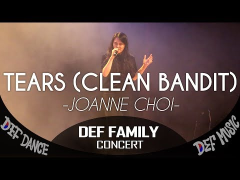 2016 DEF MASTER   Clean Bandit - 'Tears' Def Music Academy student cover vocal performance